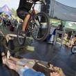 cyklista podium